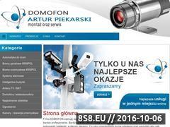 Miniaturka domeny bramy-automatyka.pl