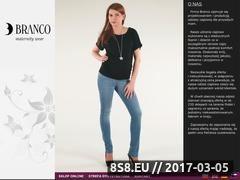 Miniaturka domeny www.branco.pl