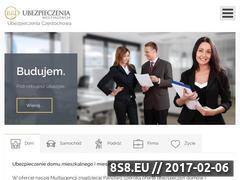 Miniaturka domeny brdubezpieczenia.pl