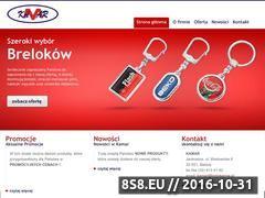 Miniaturka domeny www.brelokarnia.pl
