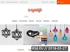 Miniaturka domeny brightlife.pl
