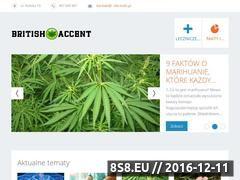 Miniaturka domeny www.britishaccent.edu.pl