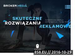Miniaturka domeny broker-media.pl
