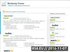 Miniaturka domeny www.brokerzy-forex.edu.pl