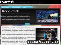 Miniaturka domeny www.brunswick.pl