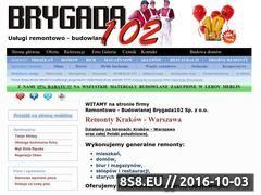 Miniaturka domeny brygada102.pl