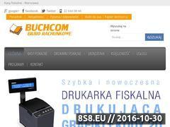Miniaturka domeny buchcom.pl