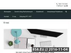 Miniaturka domeny www.buchtech.pl