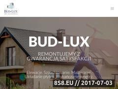 Miniaturka domeny bud-lux.pl