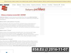 Miniaturka domeny www.bud-partner.pl