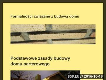 Zrzut strony Budamet - profesjonalne usługi remontowe i budowlane