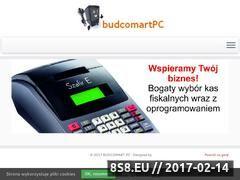 Miniaturka domeny budcomart.pl