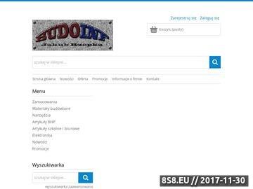 Zrzut strony Usługi ogólnobudowlane i informatyczne
