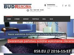Miniaturka domeny budrenoma.pl