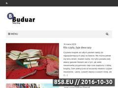 Miniaturka domeny www.buduar.com.pl