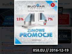 Miniaturka domeny www.budvar.lodz.pl