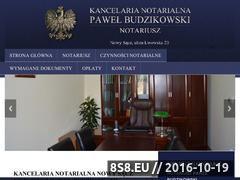 Miniaturka domeny www.budzikowski.pl