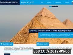 Miniaturka domeny build-to-suit.eu