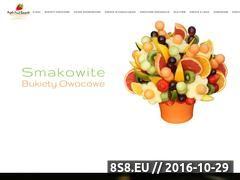 Miniaturka domeny bukietyowocowe.pl
