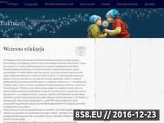 Miniaturka domeny bukmach.pl