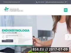 Miniaturka buldeckawozniak.pl (Dobry ginekolog Łódź)
