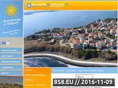 Miniaturka domeny bulgarianawakacje.pl