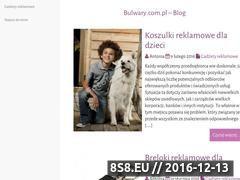 Miniaturka domeny www.bulwary.com.pl