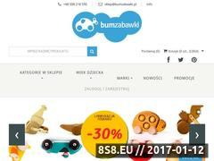 Miniaturka domeny bumzabawki.pl