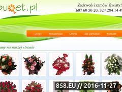 Miniaturka domeny www.buqet.pl