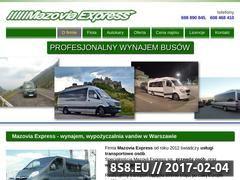 Miniaturka domeny www.bus-warszawa.pl