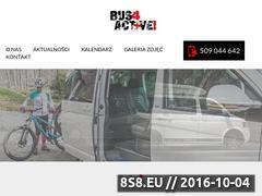 Miniaturka Wynajem Busa w Bielsku Białej (bus4active.pl)