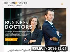 Miniaturka domeny businessdoctors.pl