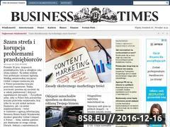 Miniaturka domeny www.businesstimes.pl