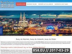 Miniaturka domeny busydoniemiecholandii.eu
