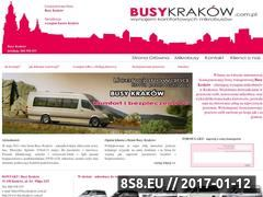 Miniaturka domeny www.busykrakow.com.pl