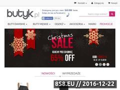 Miniaturka domeny www.butyk.pl