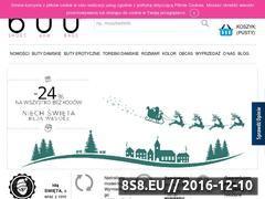 Miniaturka domeny buu.pl