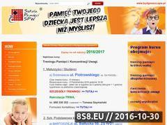 Miniaturka domeny www.bydgoszcz.spw.pl