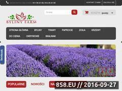 Miniaturka domeny byliny-bartek.pl