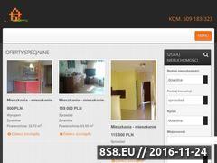 Miniaturka domeny www.c-nieruchomosci.pl