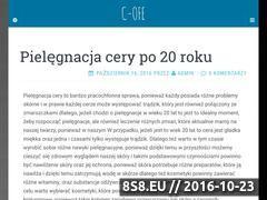 Miniaturka domeny www.c-ofe.pl