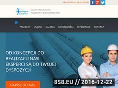 Miniaturka domeny www.cadpro.pl