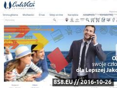 Miniaturka domeny calivita.com.pl