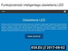 Miniaturka domeny www.calix.pl