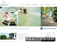 Miniaturka campmazury.pl (Camp Mazury - obozy wakacyjne)