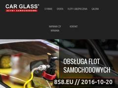 Miniaturka domeny www.car-glass.pl