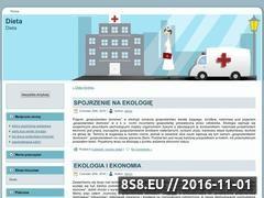 Miniaturka domeny www.cargo-krakow.pl