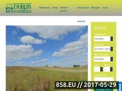 Miniaturka cargos.com.pl (Biura nieruchomości Elbląg)