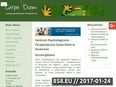 Miniaturka domeny carpediem.szczecin.pl