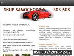 Miniaturka domeny carsauta.pl